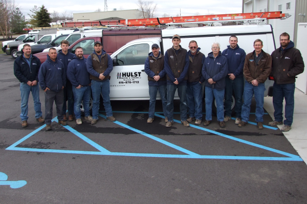 Hulst Heating & Cooling Team